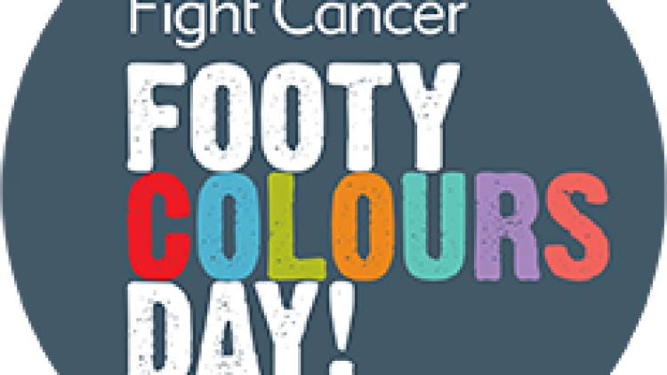 Supporting Footy Colours Day September 1